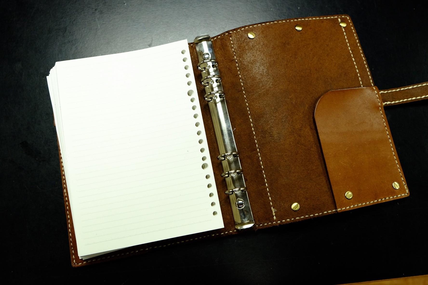 Leather Book Cover Diy : Motto carpe diem-handmade leather workshop|皮革課程|semi